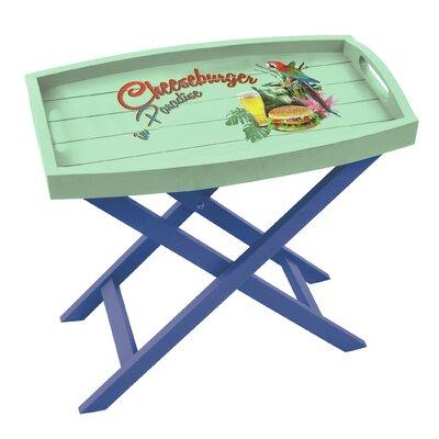 Cheeseburger Side Table
