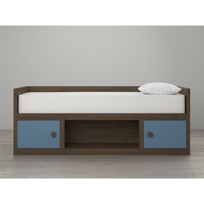 Sierra Ridge Terra Daybed Finish: Blue