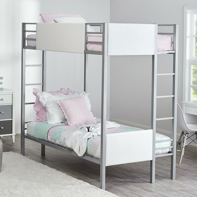 Monarch Hill Raven Twin Bunk Bed