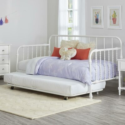 Monarch Hill Wren Daybed with Trundle Finish: White