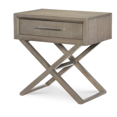 Highline by Rachael Ray Home 1 Drawer Nightstand