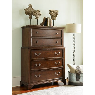 Upstate 5 Drawer Standard Chest
