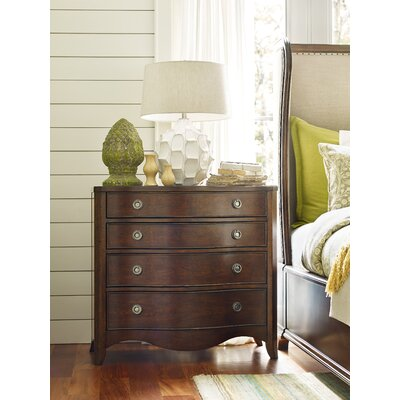 Upstate 4 Drawer Standard Chest Color: Conciare
