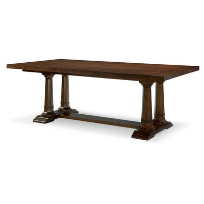 Upstate Trestle Extendable Dining Table