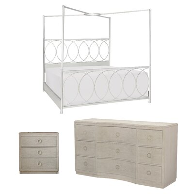 Cinema Canopy Configurable Bedroom Set