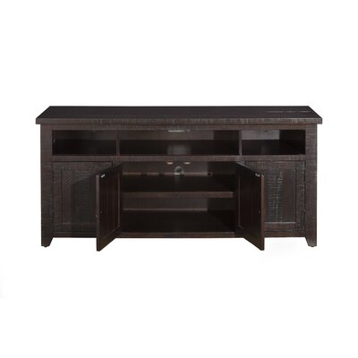 Halie 65 TV Stand Color: Dark Espresso