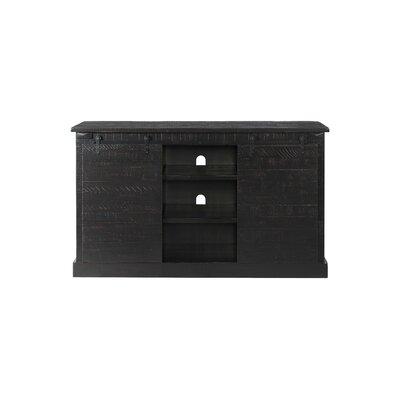 Racheal 60 TV Stand Color: Antique Black