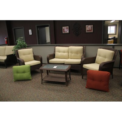 Woodview Sofa Set Cushions - Product photo