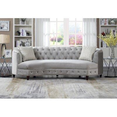 Blasingame Sofa Upholstery: Gray