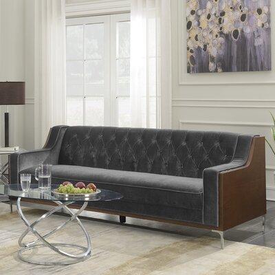 Daum Sofa Upholstery: Gray