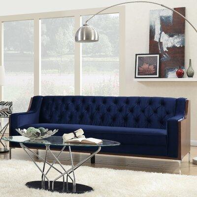 Daum Sofa Upholstery: Navy