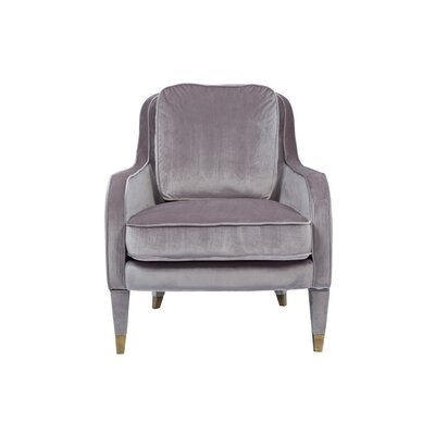 Treveon Armchair Upholstery : Gray