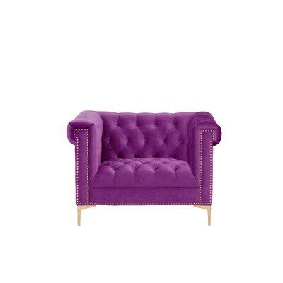 Bea Armchair Upholstery: Samson