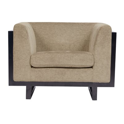 Kraus Armchair Upholstery: Gold