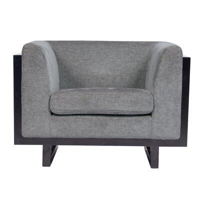 Kraus Armchair Upholstery: Grey