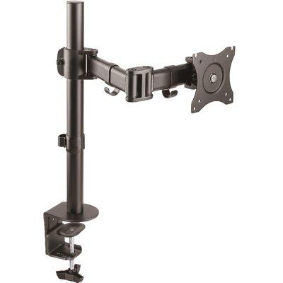 Full-Motion Height Adjustable Universal Desk Mount