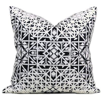 Antwerp Linen Throw Pillow