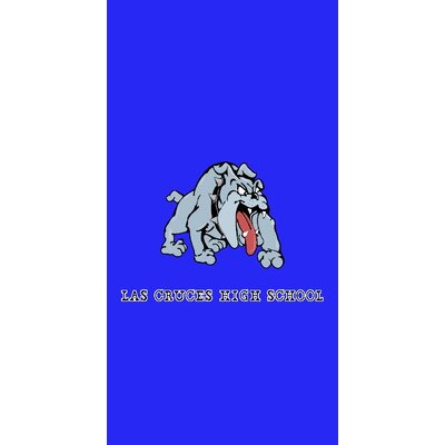 Las Cruces New Mexico High School Beach Towel