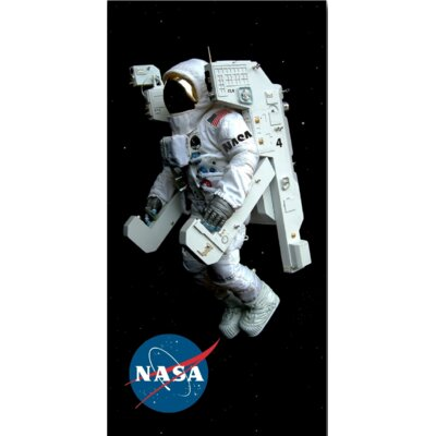 Nasa Space Walk Astronauta Beach Towel