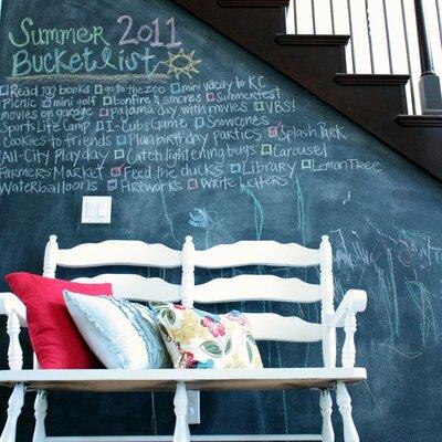 Verduzco Chalkboard Wall Decal