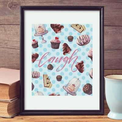 Cleckley Cup Cakes Desserts Wall Decal EBDG3569 43905085