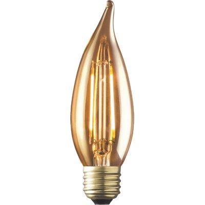 3.5W E26 LED Vintage Filament Light Bulb