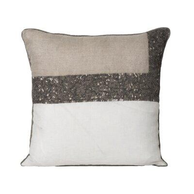 Beaded Throw Pillow
