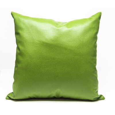 Tahlil Throw Pillow Color: Green