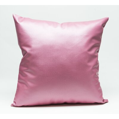 Tahlil Throw Pillow Color: Pink