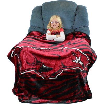 Arkansas Razorbacks Throw Blanket
