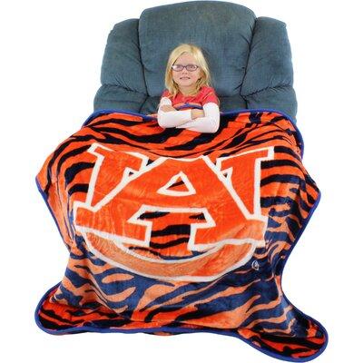 Auburn Tigers Throw Blanket