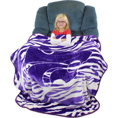 Kansas State Wildcats Throw Blanket