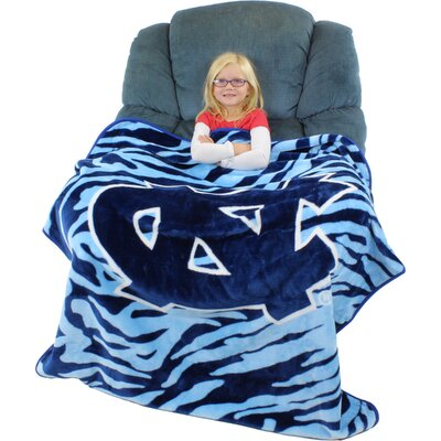 NCAA North Carolina Tar Heels Throw Blanket
