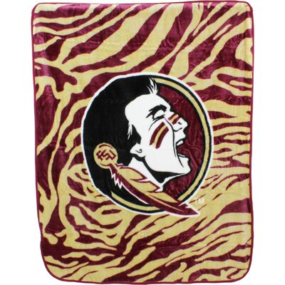 Florida State Seminoles Throw Blanket