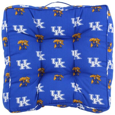 NCAA Floor Pillow NCAA Team: Kentucky