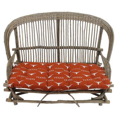 NCAA Texas Longhorns Outdoor Sofa Cushion