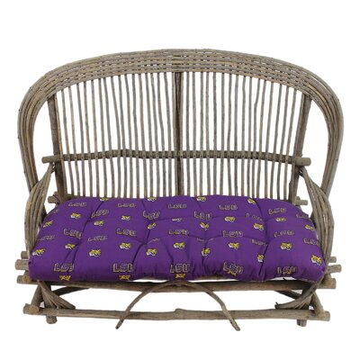 NCAA LSU Tigers Outdoor Sofa Cushion