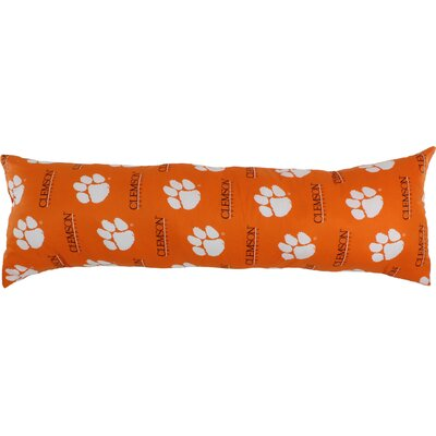 Body Pillow NCAA Team: Clemson Tigers