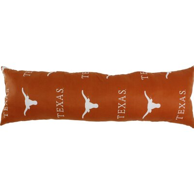 Body Pillow NCAA Team: Texas Longhorns