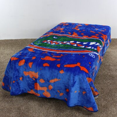 NCAA Florida Gators Throw Blanket