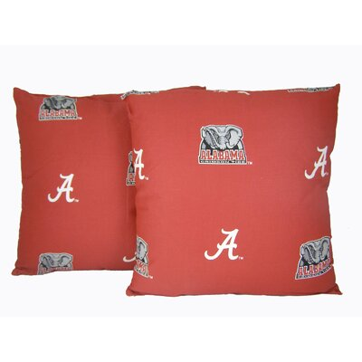 NCAA Throw Pillow NCAA Team: Alabam