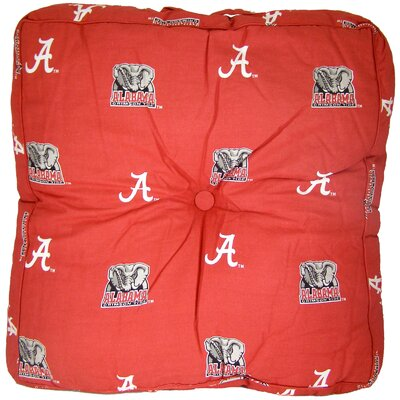 NCAA  Alabama Floor Pillow