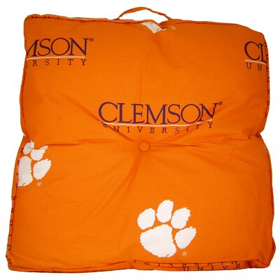 NCAA Floor Pillow NCAA Team: Clemson