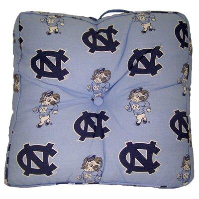 NCAA Floor Pillow NCAA Team: North Carolina