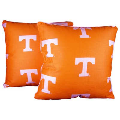 NCAA Throw Pillow NCAA Team: Tennessee