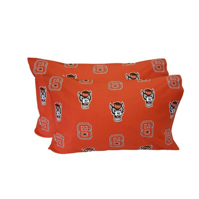 College Covers North Carolina State Wolfpack King Pillow Case Set at Sears.com