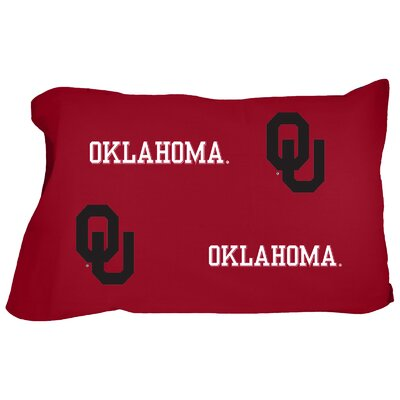 College Covers Oklahoma Sooners King Pillow Case Set at Sears.com