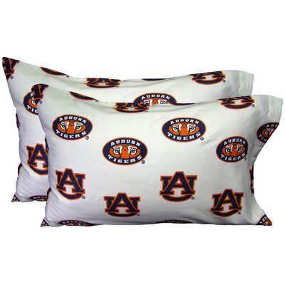 NCAA Auburn Pillowcase