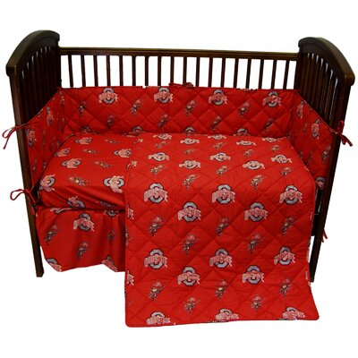 Ohio State Crib Bedding Collection