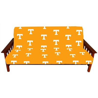 NCAA Futon Slipcover NCAA Team: Tennessee